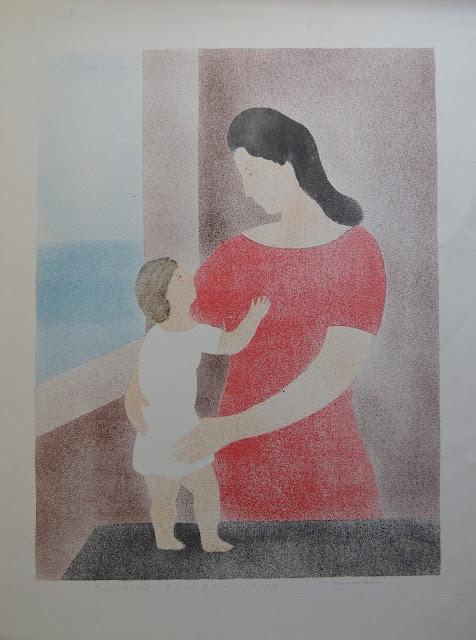 Juan Navarro Ramón arte moderno dibujo