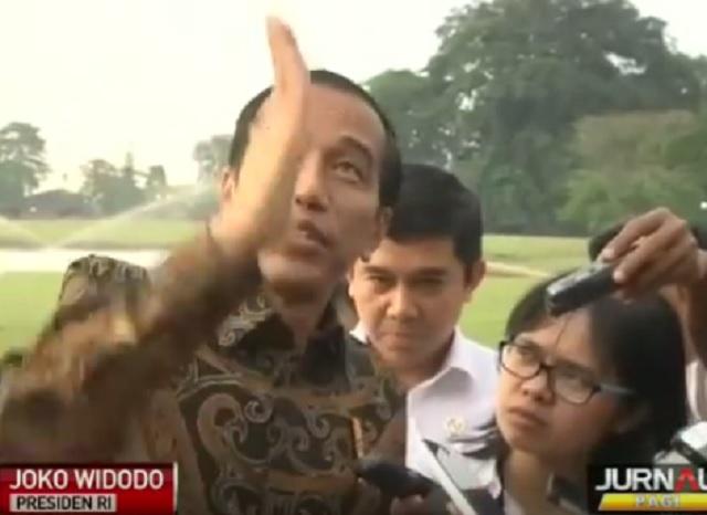 Relawan Jokowi Kecewa Karena Ekonomi Gagal Meroket