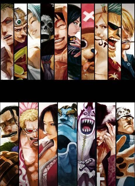 One Piece 680 Captain of the Marines G-5, Kic
