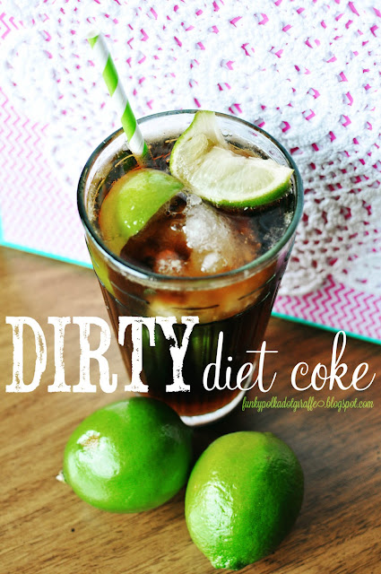 dirty diet coke