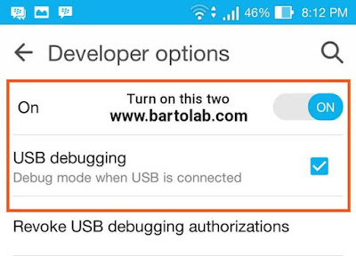 How to enable USB Debugging on Zenfone