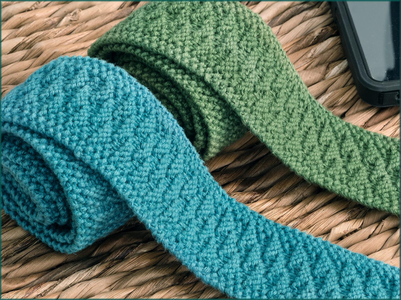 Wyndlestraw Designs: New pattern - Okehampton Tie