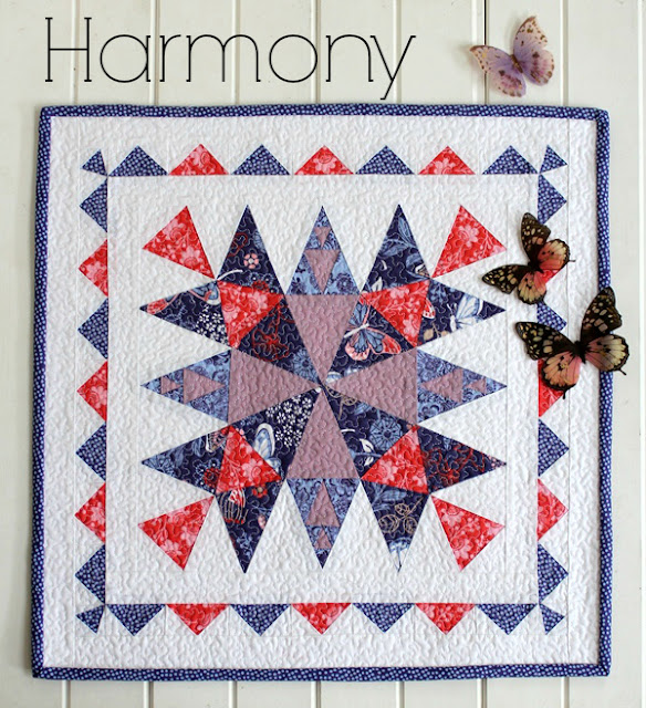 Monthly Calendar Quilt Patterns : Harmony mini quilt your free march calendar