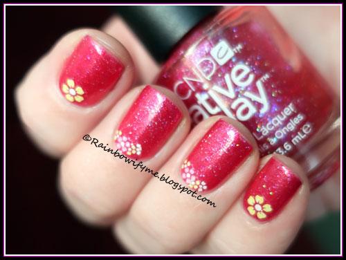 CND Creative Play ~ Dazzleberry