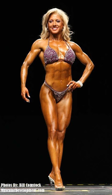 Fitness Competitor - Jen Cook