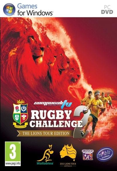 Rugby Challenge 2 PC Full Español