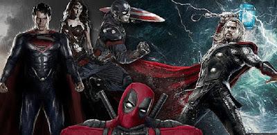 Terungkap, 7 Super Hero yang Mampu Mengangkat Palu Milik THOR