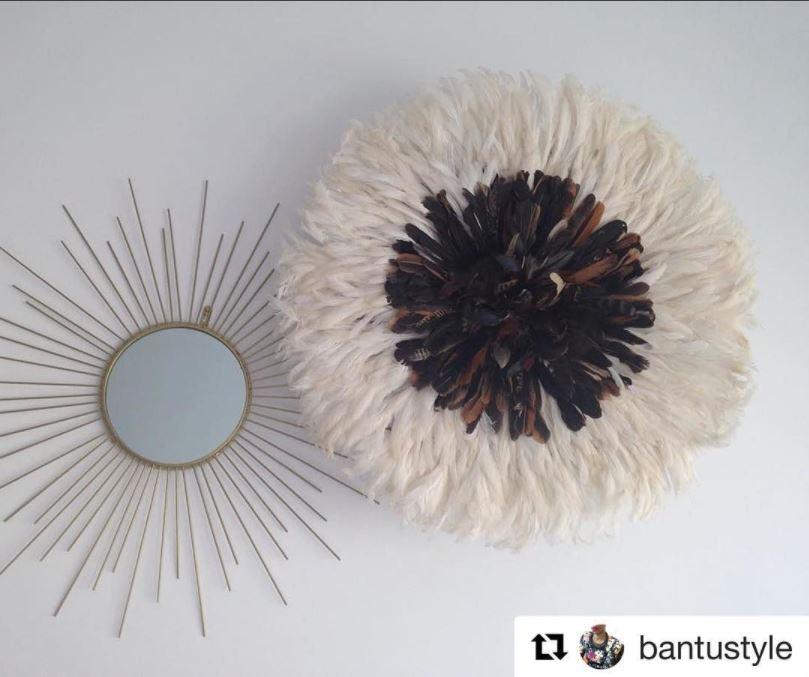 mon petit plus le blog e shop cr ateurs le juju hat en plumes l. Black Bedroom Furniture Sets. Home Design Ideas