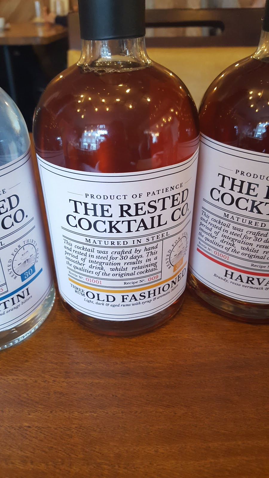 The Rested Cocktail Company