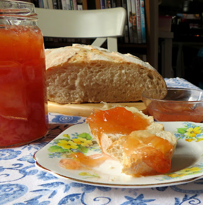 Rhubarb, Vanilla & Cardamom Jam, Small Batch