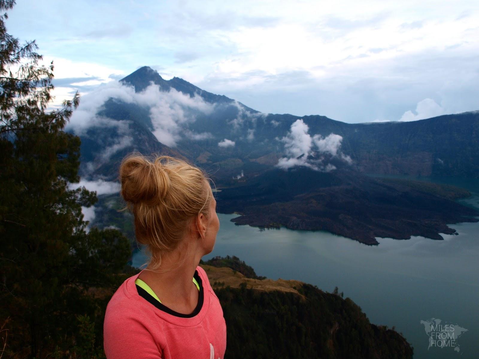 Rinjani, Lombok - Relacja z wyprawy na wulkan - Dzień pierwszy