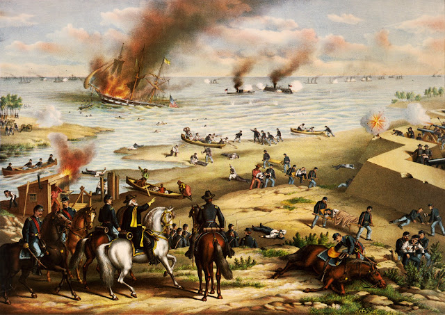 THE AMERICAN CIVIL WAR, 1861–1865