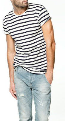 Resultado de imagem para moda das camisas listrada  masculina no verao