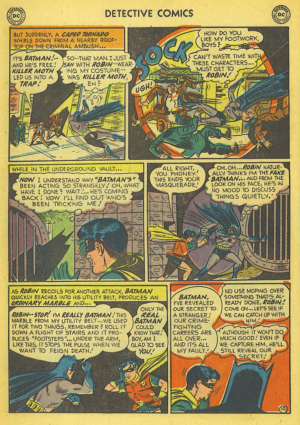 Read online Detective Comics (1937) comic -  Issue #173 - 13