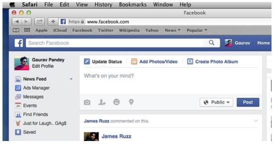 Other Inbox on Facebook