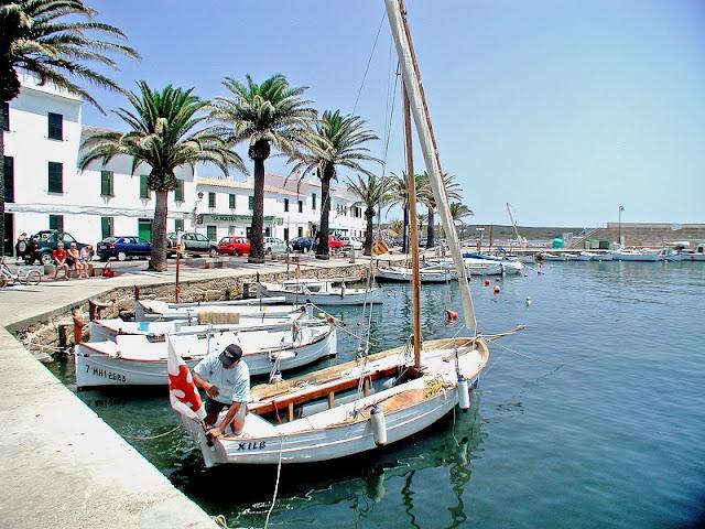 Fornells em Menorca