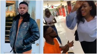 It Was All A Stunt  - Comedian Broda Shaggy Apologizes To Boyfriend Of The Lady He Proposed To