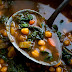Fas Mutfağından Baharatlı, Pazılı Nohut Güveç