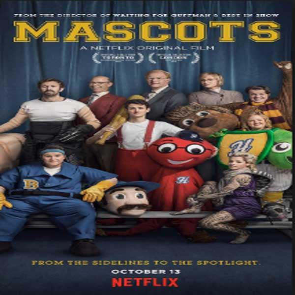 Mascots, Film Mascots, Mascots Synopsis, Mascots Trailer, Mascots Review, Download Poster Film Mascots 2016