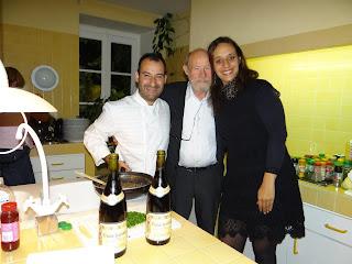 """Primeira fotogarfia publicada no artigo AGENDA """"Curso de Vinhos da Bourgogne"""" na Serra Gaúcha e Porto Alegre"""