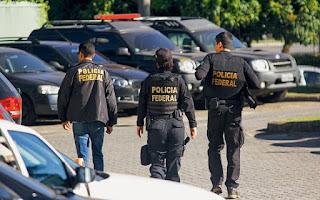PF faz buscas em gabinetes de Paulinho da Força, Jovair Arantes e Wilson Filho