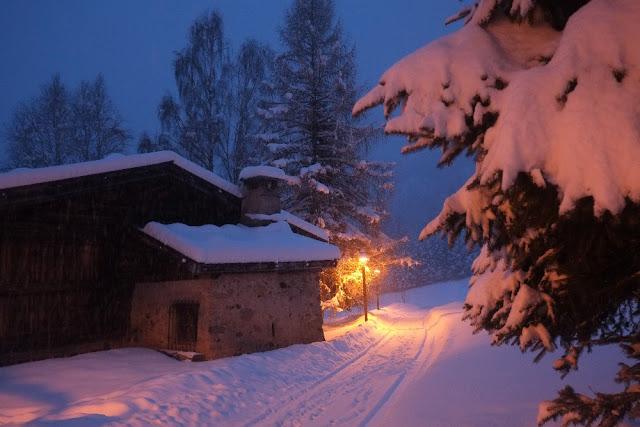 vacanza neve val di fiemme