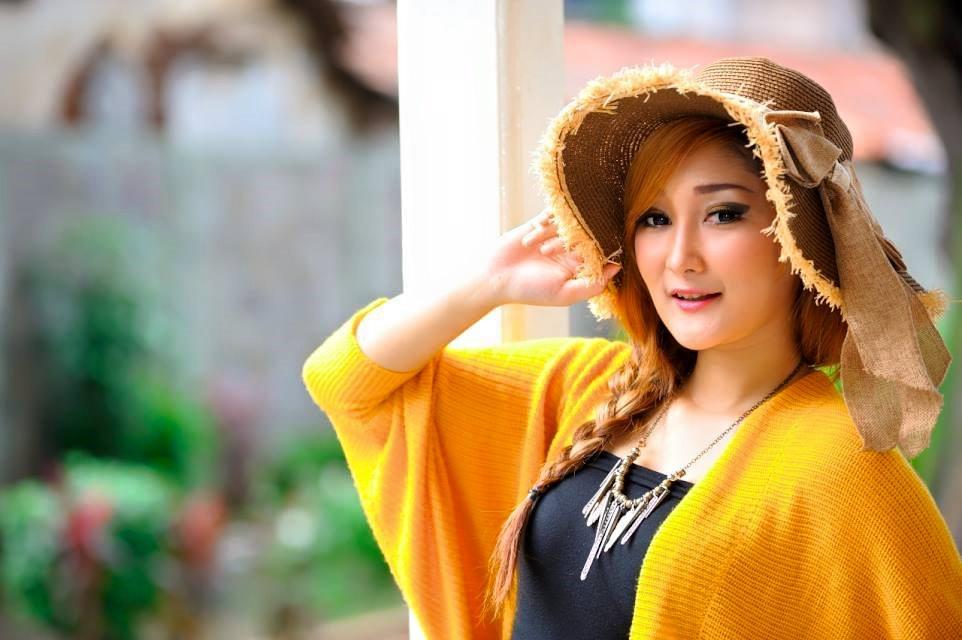 Foto Hot Model Chant Felicia