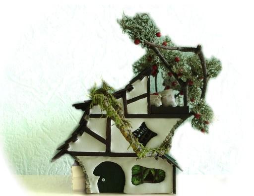 cabane pour elfe