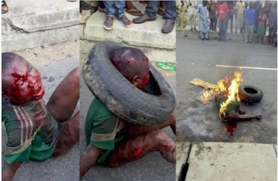 Boy who was lynched at Orile was not 7 years old was a notorious criminal in Alafia bustop