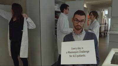 ALS League - The never-ending mannequin challenge
