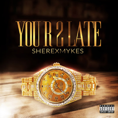 "The Cover of the SRM's Mixtape ""Your R 2 Late"""