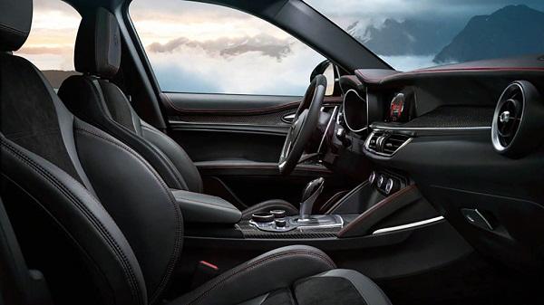 Interior Alfa Romeo Stelvio QV