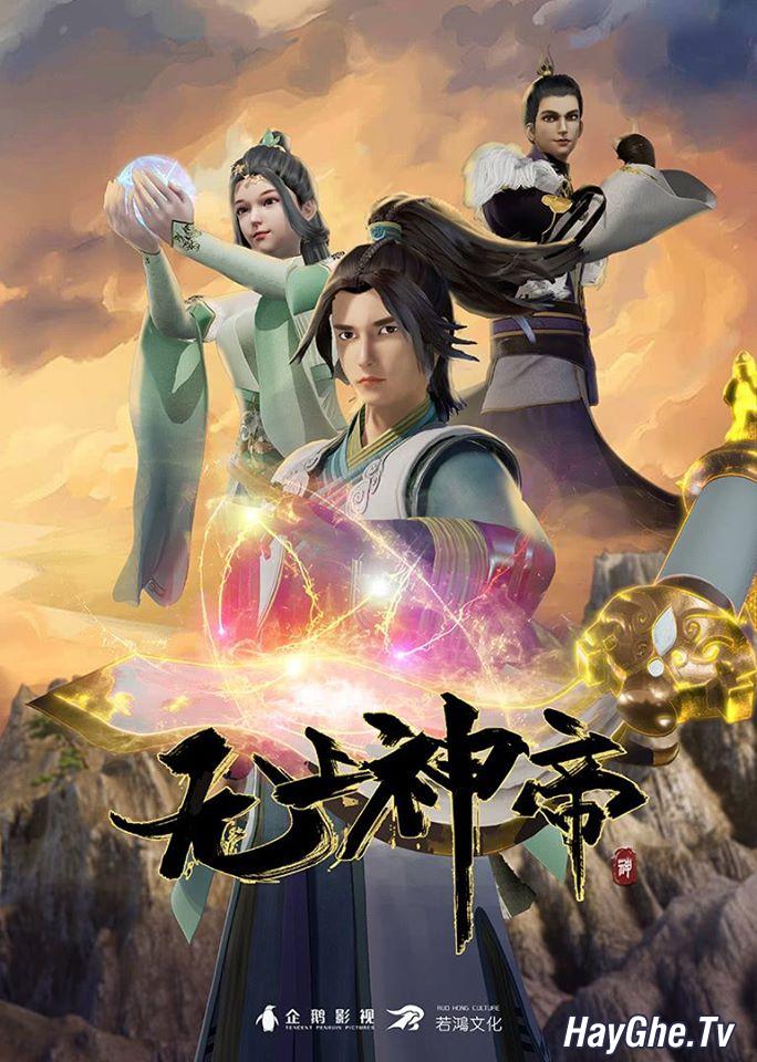 Vô Thượng Thần Đế - Anime Vietsub (2020)