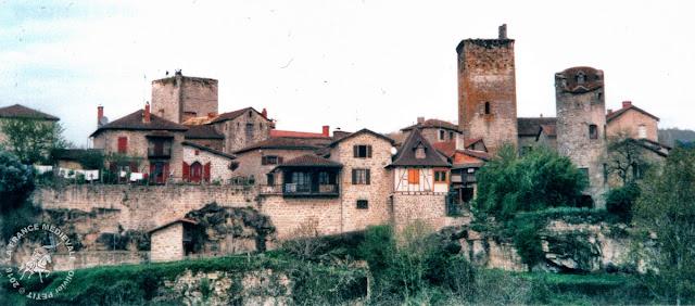 CARDAILLAC (46) - Tours de l'Horloge et de Sagne