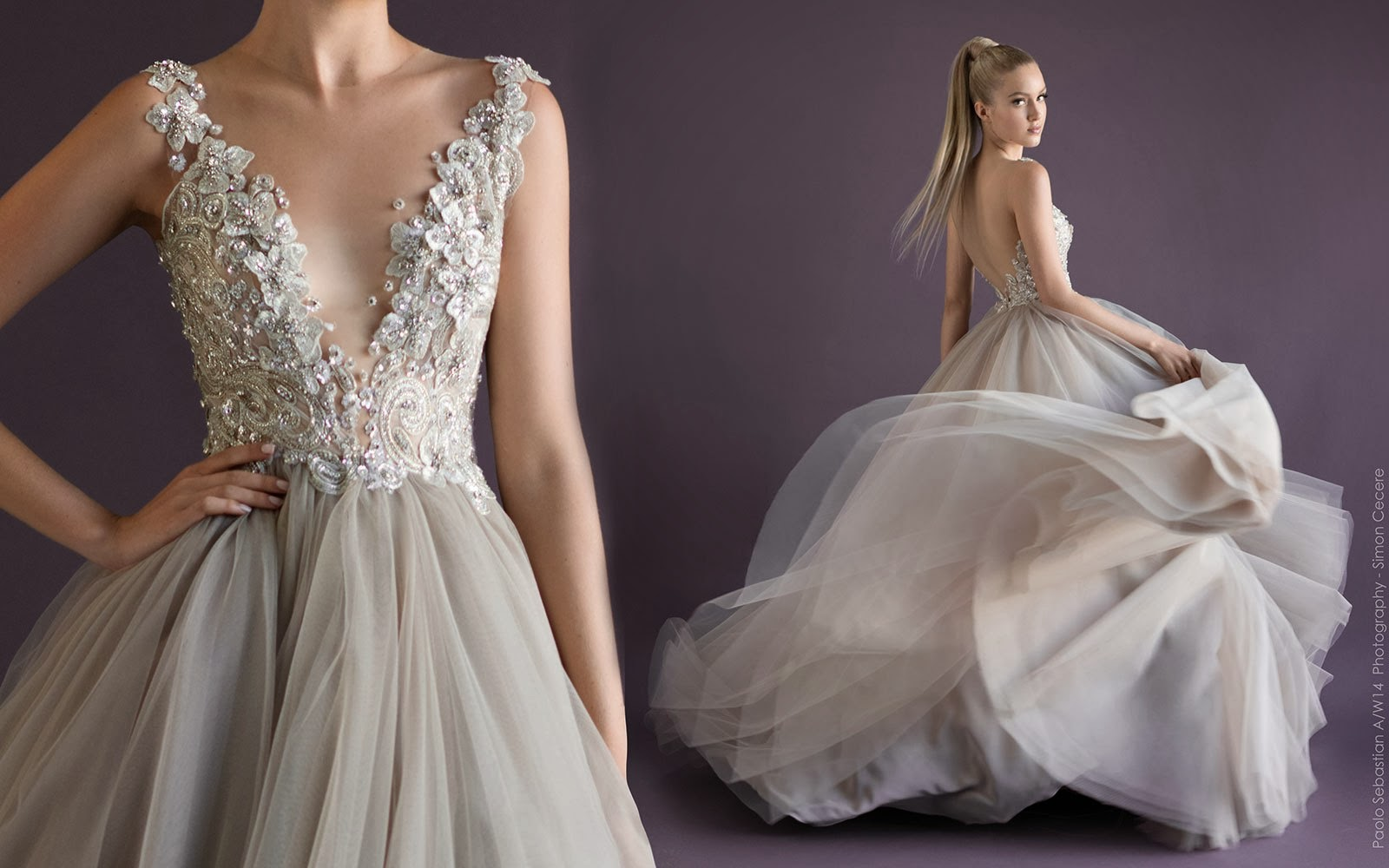 Amore Beauty Fashion Wedding Bell Wednesday Paolo