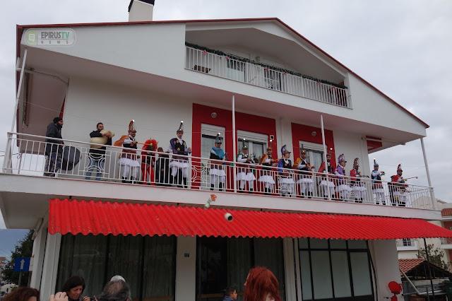 Γιάννενα: Σήκωσαν...Στο Πόδι Τις Γειτονιές Οι Μωμόγεροι![Βίντεο-Φωτο]