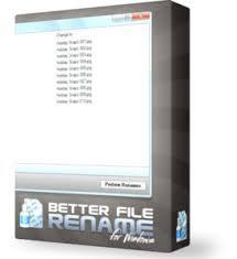 Better File Rename Portable