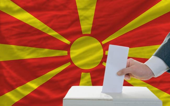Campaigning Starts For Local Elections in Macedonia