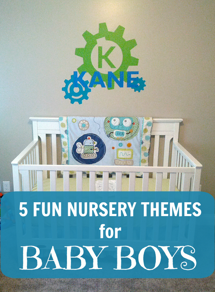 Polka Dotty Place 5 Fun Nursery Themes For Baby Boys