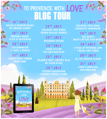 Book review To Provence, With Love by TA Williams review by French Village Diaries
