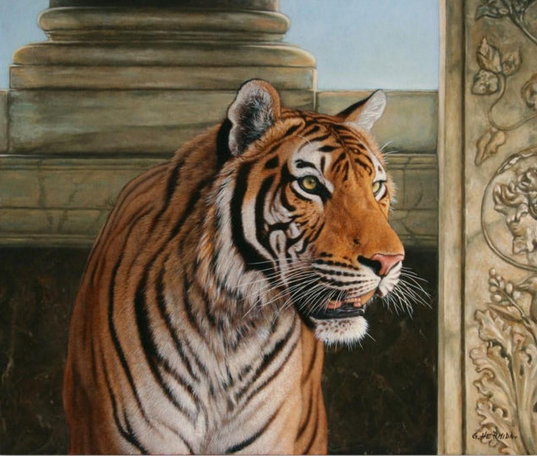 Galeria Pinturas De Arte: Cuadros, Pinturas, Arte: Galería: Pinturas De Tigres