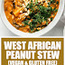 West African Peanut Stew (Vegan & Gluten Free)