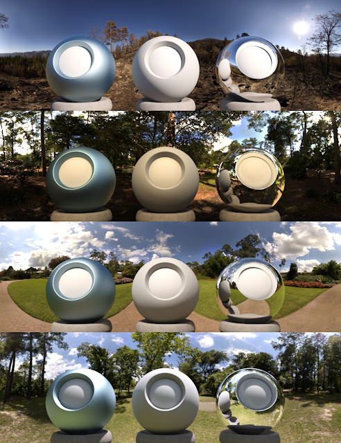iRadiance - HDRI Variety Pack Three