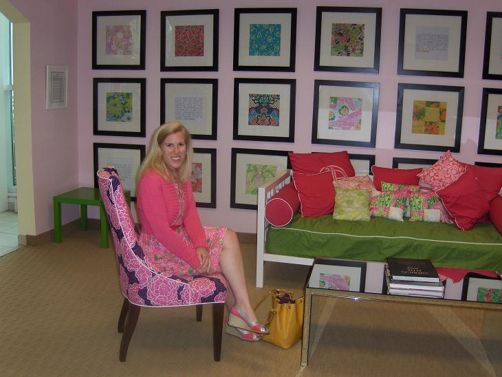 Lovely Lilly Pulitzer Home Collection