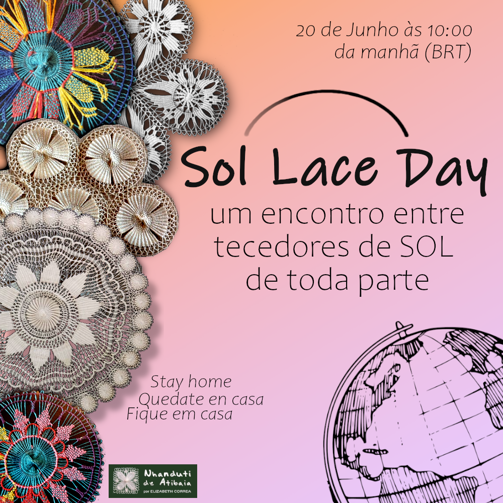 PROMOVEMOS o SOL LACE DAY!