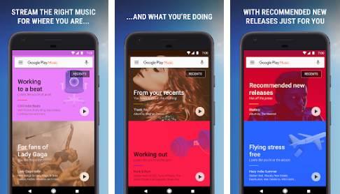 google play music app download
