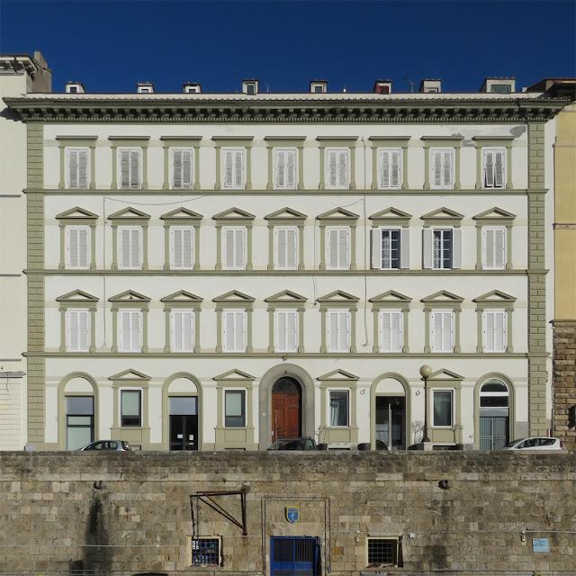 Palazzo Reggio, Scali D'Azeglio, Livorno