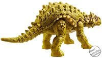 Mattel Jurassic World Toys Attack Pack Minmi 01