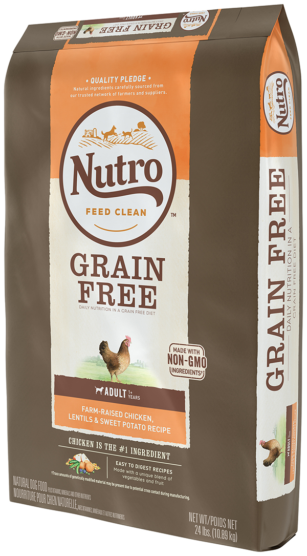 Nutro Dog Food Clean Eating