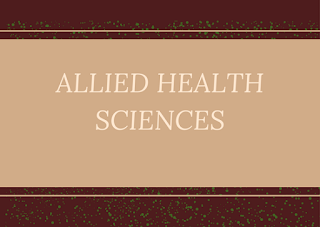 allied health sciences